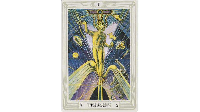 The Magus(メイガス)魔導師